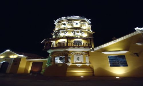 Zdjecie KOLUMBIA / Bolivar / Mompox / Kościoły Mompox (1)