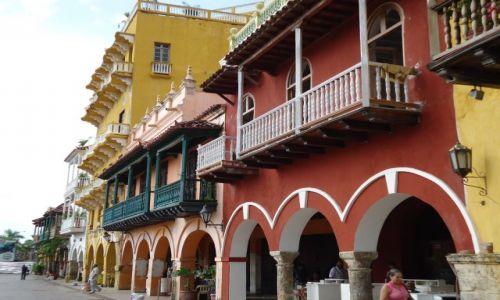 Zdjęcie KOLUMBIA / Bolivar / Cartagena / Kolory Cartageny (4)
