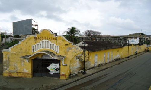 KOLUMBIA / Bolivar / Cartagena / Dawny cyrk