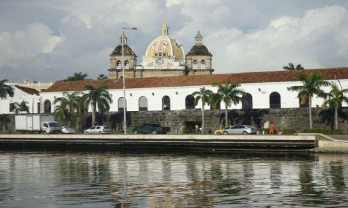Zdjęcie KOLUMBIA / Bolivar / Cartagena / Kościół San Pedro