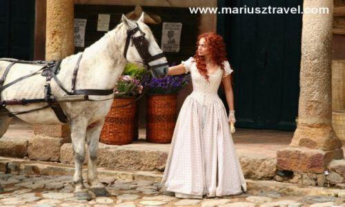 Zdjecie KOLUMBIA / brak / Villa de Leyva / ladny kon