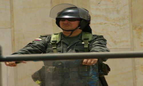 Zdjecie KOLUMBIA / Bogota / Bogota / Polis