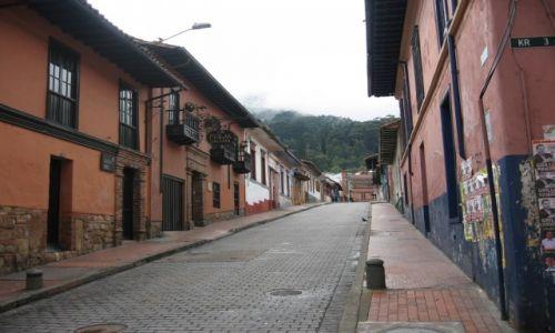 Zdjecie KOLUMBIA / Bogota / Bogota / Bogota o poranku