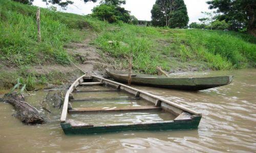 Zdjęcie KOLUMBIA / Leticia / Amazonka / Nad Amazonką I