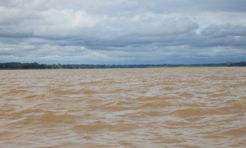 Zdjęcie KOLUMBIA / Puerto Narino / Amazonka / Nad Amazonką III