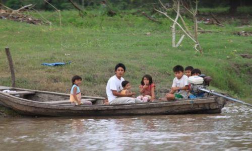 KOLUMBIA / Puerto Narino / Amazonka / Nad Amazonką V