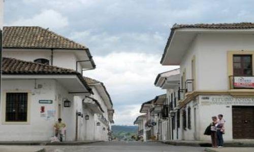 KOLUMBIA / Popayán – Ciudad Blanca – Białe Miasto  / Popayán – Ciudad Blanca – Białe Miasto  / Popayán