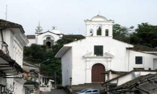 KOLUMBIA / Popayán  / Popayán  / Iglesia la Eremita i iglesia de Belén