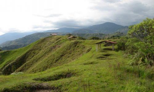 KOLUMBIA / Tierradentro / Tierradentro / Alto del Aguacate