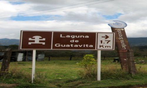 KOLUMBIA / Okolice Bogoty / Guatavita / W drodze nad jezioro Guatavita