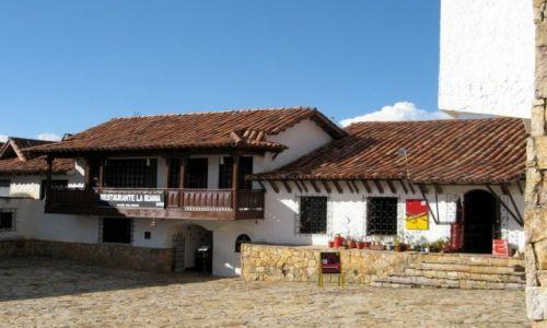 KOLUMBIA / Okolice Bogoty / Guatavita / Guatavita Nueva