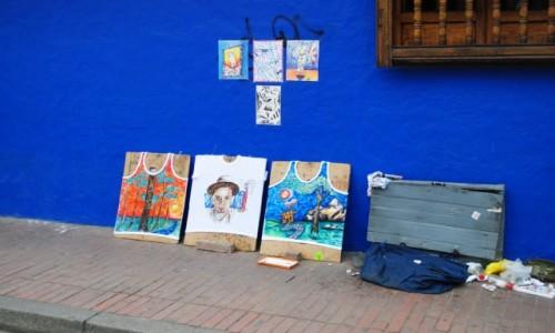 Zdjecie KOLUMBIA / Bogota D.C. / Bogota Candelaria / Artesania