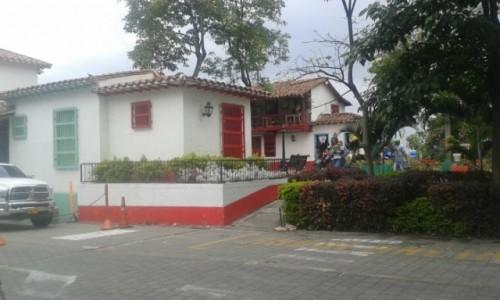 Zdjecie KOLUMBIA / Antioquia / Medellin / Pueblo Paisa