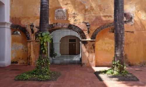 Zdjecie KOLUMBIA / Cartagena de Indias / Ciudad Amurallada / Palacio de la Inquisicion