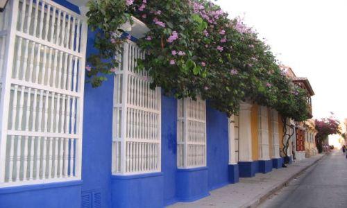 Zdjecie KOLUMBIA / Bolivar / Cartagena / Kolory Kolumbii
