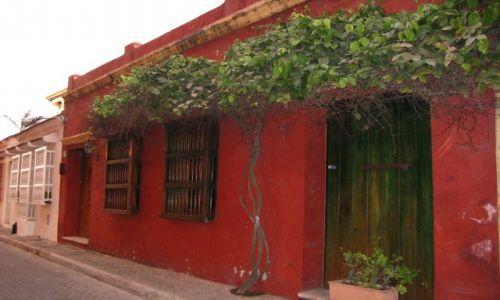 Zdjecie KOLUMBIA / Bolivar / Cartagena / Kolory...