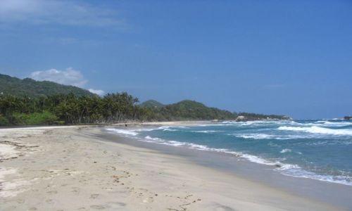 Zdjecie KOLUMBIA / Magdalena / Narodowy Park Tayrona / Karaibska piękność