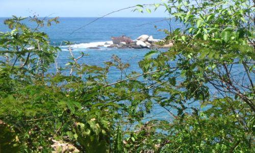 Zdjecie KOLUMBIA / Magdalena / Narodowy Park Tayrona / Piraci?? z Karaibów??