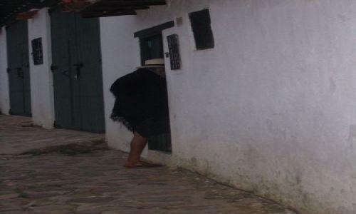 Zdjecie KOLUMBIA / Boyaca / Villa de Leyva / Jedną nogą w domu