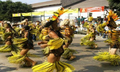 Zdjęcie KOLUMBIA / Wybrzeze Morza Karaibskiego / Barranquilla / Gran parada de la tradición 1
