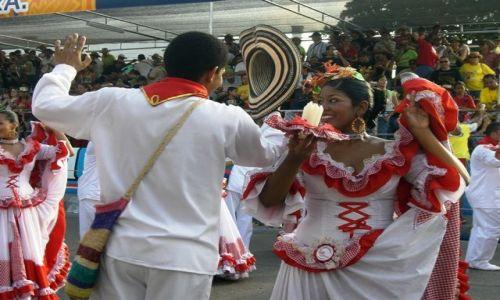 Zdjęcie KOLUMBIA / Wybrzeze Morza Karaibskiego / Barranquilla / Gran parada de la tradición 3