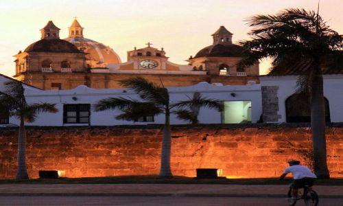 Zdjęcie KOLUMBIA / płn Kolumbia / Cartagena / Wyszliśmy z selvy...wracamy do cywilizacji - Cartagena de Indias