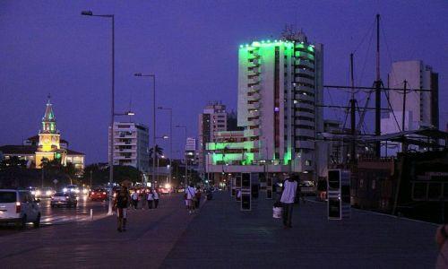 Zdjęcie KOLUMBIA / płn Kolumbia / Cartagena / Cartagena nocą