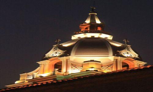 Zdjęcie KOLUMBIA / płn Kolumbia / Cartagena / Wieża katedry