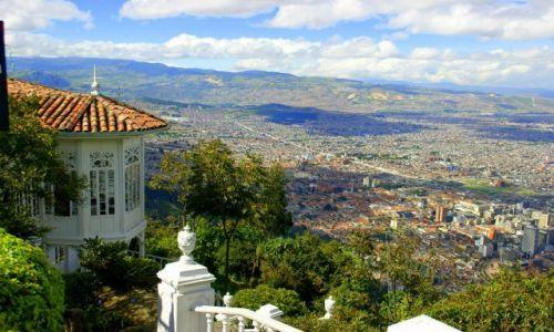 Zdjęcie KOLUMBIA / Bogota / Bogota / Chata z  kraja  Bogota