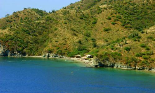 Zdjecie KOLUMBIA / Taganga / Taganga / Zatoczka