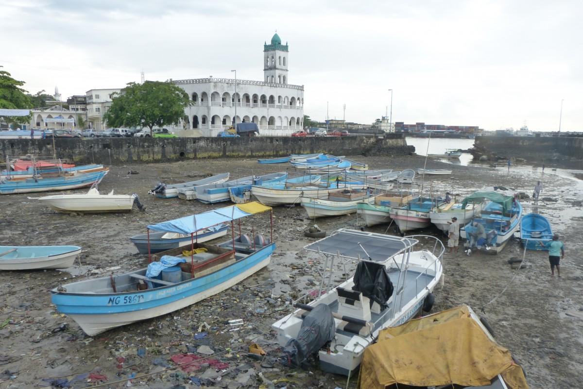 Zdjęcia: Moroni, Ngazidja, Port rybacki, KOMORY