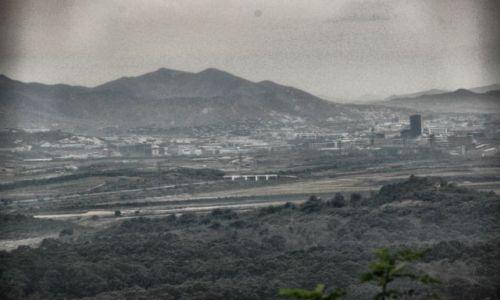Zdjęcie KOREA PÓŁNOCNA / - / Jagdan, Korea Północna / Jangdan