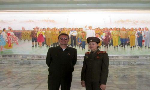 Zdjęcie KOREA PÓŁNOCNA / AZJA / PHENIAN / KOREA POLNOCNA CZYLI W KRAINIE KIM JONG UN'A !