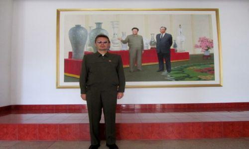 Zdjęcie KOREA PÓŁNOCNA / AZJA / PHENIAN / W POLNOCNOKOREANSKIM RAJU NA ZIEMI !