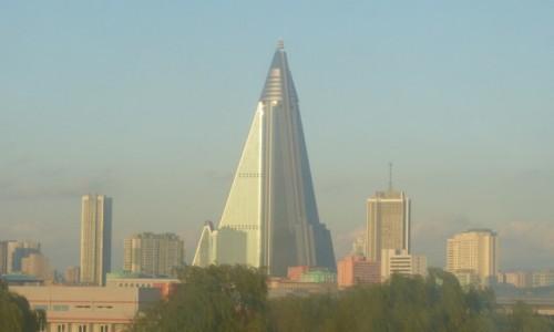 Zdjecie KOREA PÓŁNOCNA / Pyongyang / Pyongyang / Poranna mgiełka