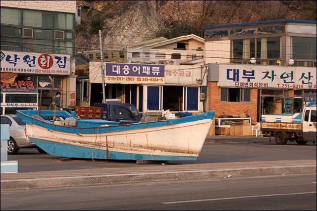 Zdjęcia: Pohang, Parking :), KOREA POŁUDNIOWA
