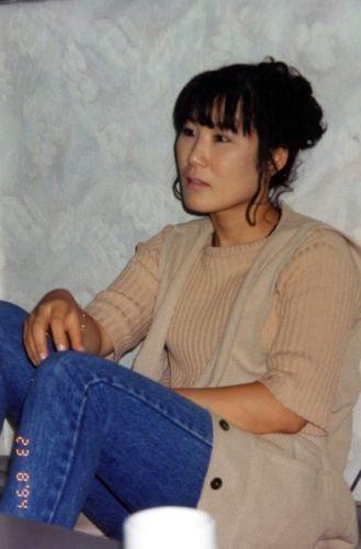 Zdjęcia: Taegu, Portret Koreanki, KOREA POŁUDNIOWA