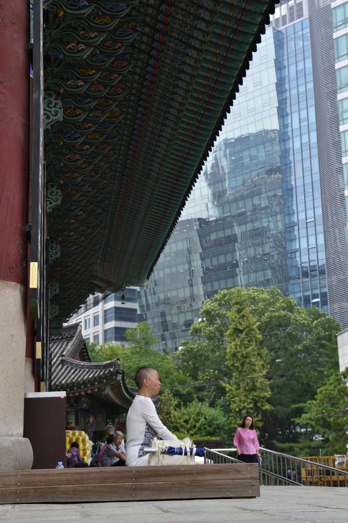 Zdjęcia: Seul, Seul, Miejska medytacja, KOREA POŁUDNIOWA
