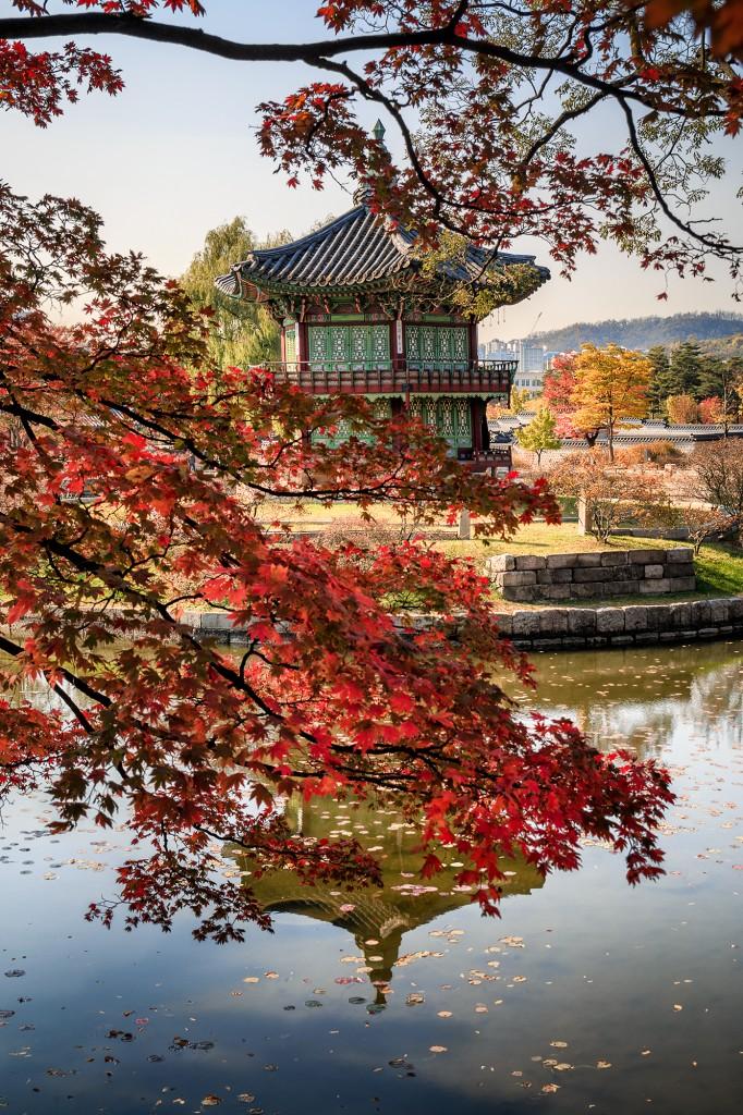 Zdjęcia: Seul, Kolory jesieni w Korei., KOREA POŁUDNIOWA