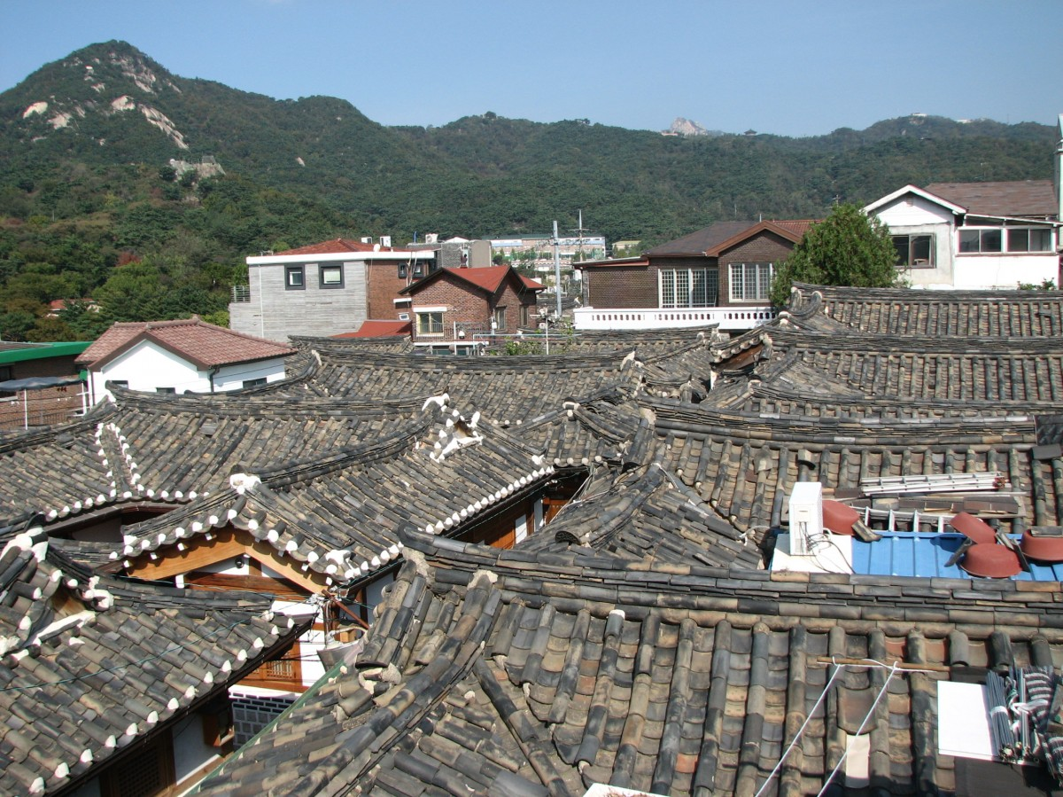 Zdjęcia: Bukchon, SEUL, coś starego, KOREA POŁUDNIOWA