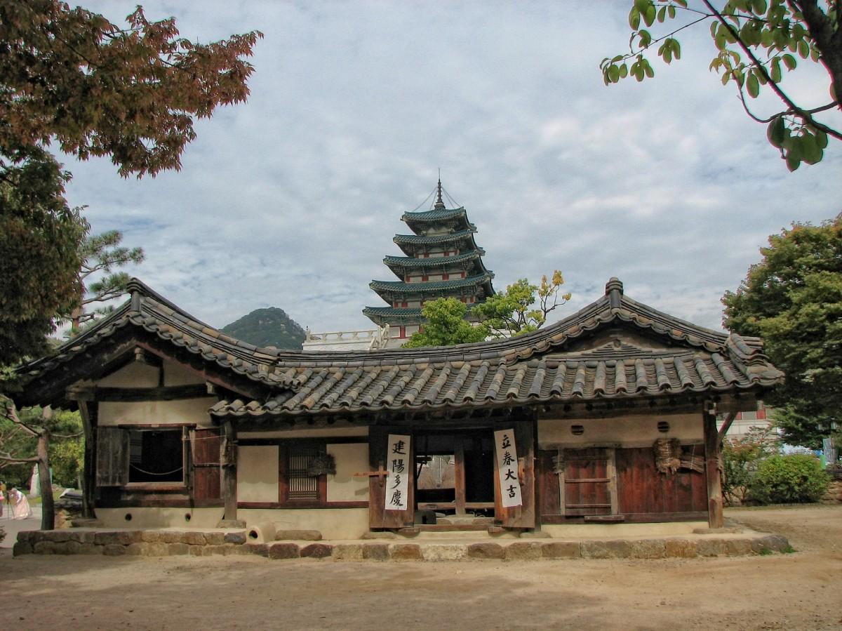 Zdjęcia: xxx, SEUL, coś starego, KOREA POŁUDNIOWA