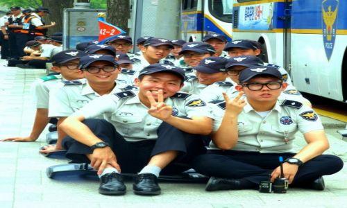 Zdjęcie KOREA POŁUDNIOWA / Seul / Seul / policyjne przedszkole