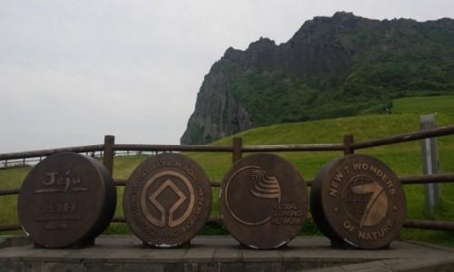 Zdjecie KOREA POŁUDNIOWA / Jeju / Jeju / Wulkan