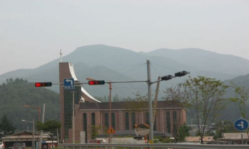 Zdjęcie KOREA POŁUDNIOWA / Korea / w drodze / Swiatynie w Korei Poludniowej Zbytek 11