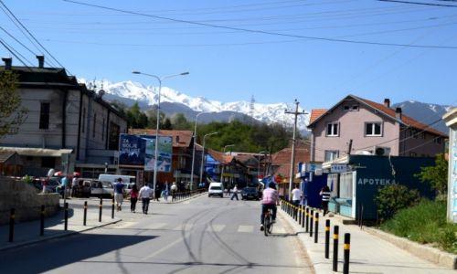 Zdjecie KOSOWO / prizern / strypce / miasto w gorach