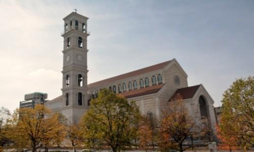 Zdjecie KOSOWO / Stolica / Prisztina / Katedra Matki Teresy
