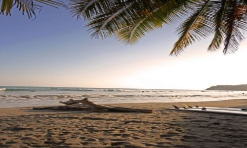 Zdjecie KOSTARYKA / - / Playa Samara / Plaża