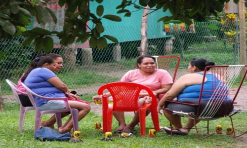 Zdjęcie KOSTARYKA / - / Kostaryka / Trzy gracje