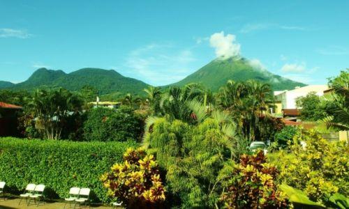 Zdjęcie KOSTARYKA / Costa Rica / La Fortuna / Wulkan Arenal
