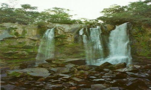 Zdjęcie KOSTARYKA / Wybrzeże Pacyfiku / Dominical / Wodospad Nauyaca I
